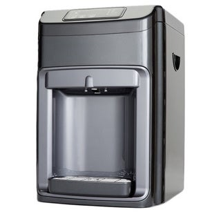 Global Water G5CTRO Counter Top Hot and Cold Bottleless Water Cooler with 4-Stage Reverse Osmosis Filtration