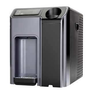 Global Water G4CTRO Counter Top Hot and Cold Bottleless Water Cooler with 4-stage Reverse Osmosis Filtration