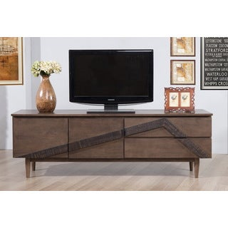 Vertex 72-inch Mid-century Style Entertainment Center