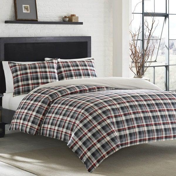 eddie bauer glacier peak comforter set - free shipping today
