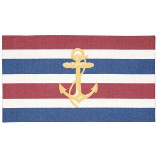 Nourison Enhance Navy Accent Rug (2'2 x 3'9)