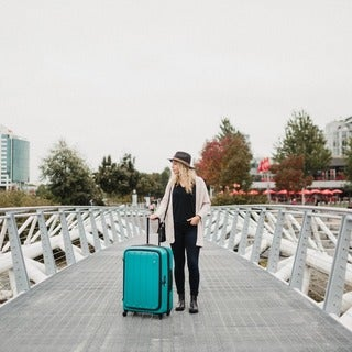 Lojel Hatch 27-inch Hardside Spinner Upright Suitcase