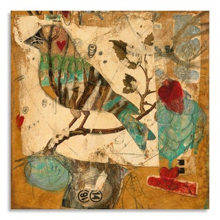 Gallery Direct Judy Paul 'Lucky in Love III' Birchwood
