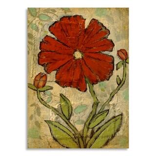Gallery Direct DeRosier 'Flourish VI' Birchwood