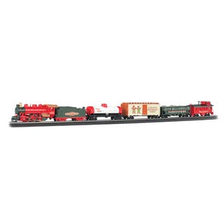 Jingle Bell Express HO Scale Ready To Run Electric Train Set|https://ak1.ostkcdn.com/images/products/10535246/P17617076.jpg?impolicy=medium