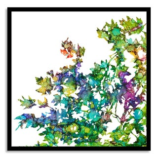 Gallery Direct Carole Pena, 'Prismatic Patch II' Paper Framed