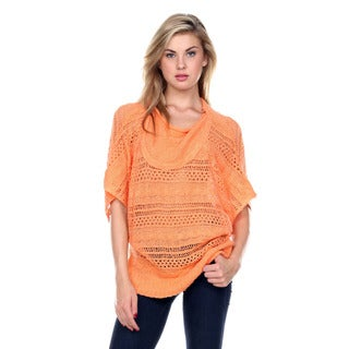 Stanzino Women's Knitted Casual Sweater Top