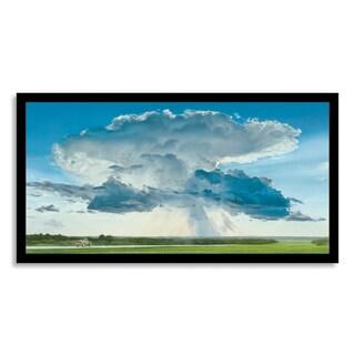 Gallery Direct Jon Eric Narum, 'Blue Sky' Paper Framed