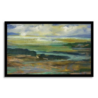 Gallery Direct Sylvia Angeli, 'Memories of Ireland' Paper Framed