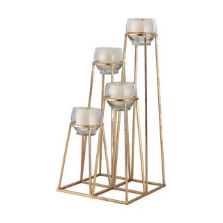 Link to Sterling Skyline Cupped Tea Light Holder Similar Items in Decorative Accessories