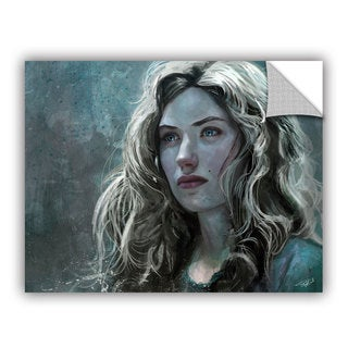 ArtAppealz Steve Goad 'The Witch' Removable Wall Art