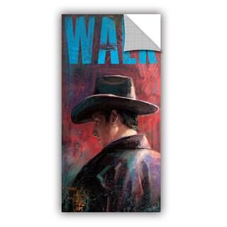 ArtAppealz Steve Goad 'Walk' Removable Wall Art