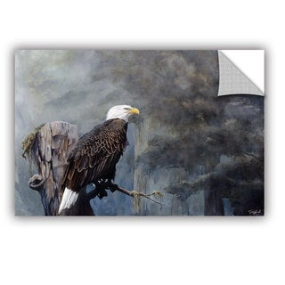 ArtAppealz Steve Goad 'Freedom Haze' Removable Wall Art