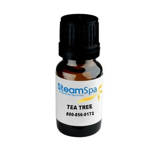 SteamSpa Essence of Tea Tree Aromatherapy Oil Extract