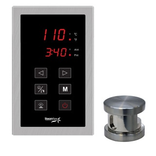 Oasis Touch Panel Control Kit in Brushed Nickel