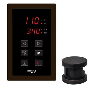 Oasis Touch Panel Control Kit in Oil Rubbed Bronze