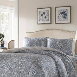 Stone Cottage Lancaster Cotton Sateen Duvet Cover Set