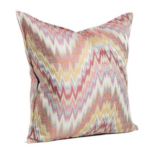 Designer Collections by Sheri Ziggy Feather and Down Filled Throw Pillow