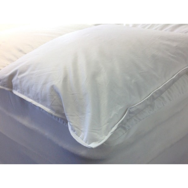 Pandora de Balthazar Hungarian Goose Down and Feather Mattress Pad