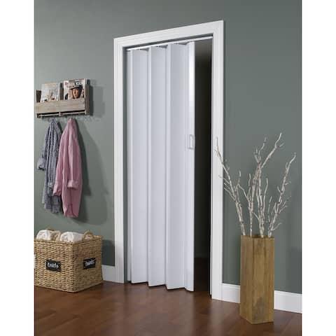 Encore White Folding Door