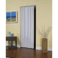 Horizon White Folding Door
