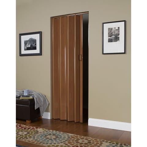Oakmont Cherry Folding Door
