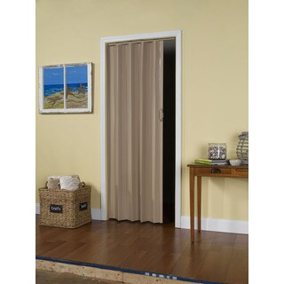Sienna Timber Beige Folding Door