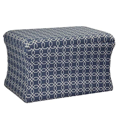 Buy Poly Synthetic Fiber Ottomans Amp Storage Ottomans