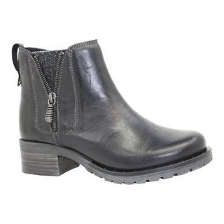 Women's Dromedaris Kelyn Ankle Boot Black Leather
