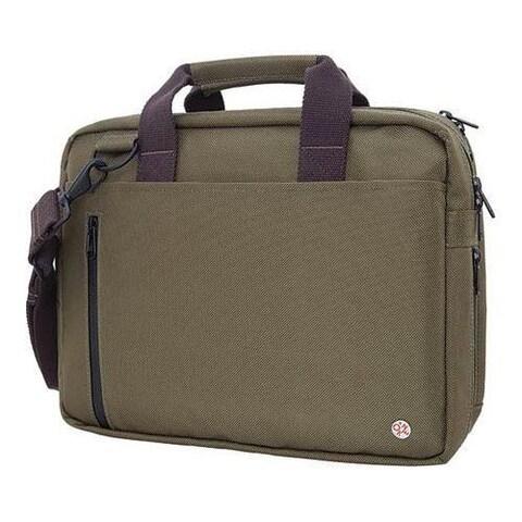 Token Rector Laptop Bag Khaki