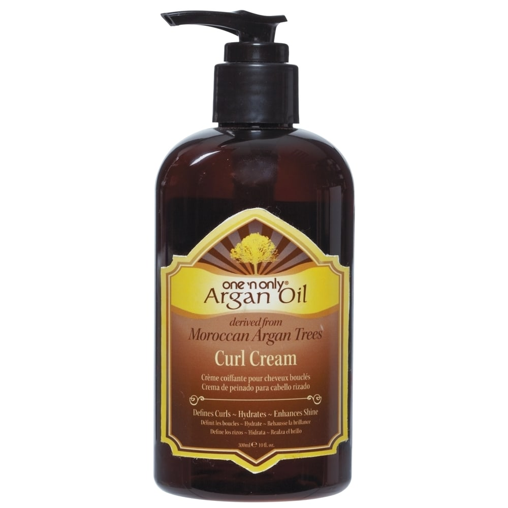 One 'n Only 10-ounce Argan Oil Curl Cream (10oz)