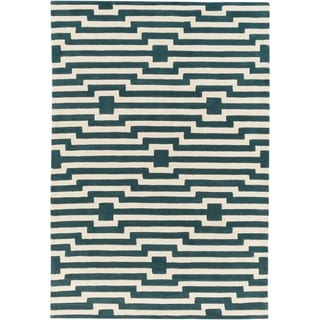 Hand-Tufted Holbeach Wool Rug (8' x 11')