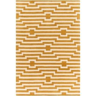 Hand-Tufted Holbeach Wool Rug (8' x 11')