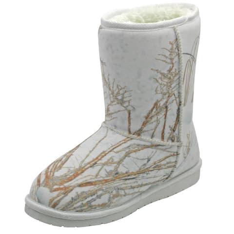 DAWGS Women's 9-inch Mossy Oak Boots