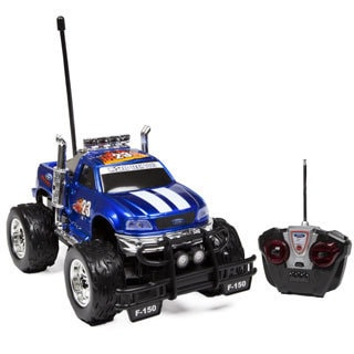 World Tech Toys Ford Official Licensed F-150 Electric 1:18 RTR RC Monster Truck