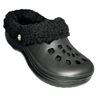 Dawgs Men's Fleece Clogs