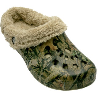 Dawgs Men's Mossy Oak FleeceDawgs Clogs