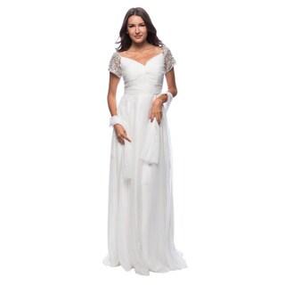 White Evening & Formal Dresses - Overstock.com Shopping - Designer ...