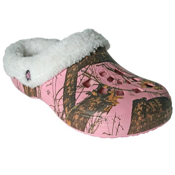 5d1cb071ccf1f Shop Dawgs Women's Mossy Oak FleeceDawgs - Free Shipping On Orders ...