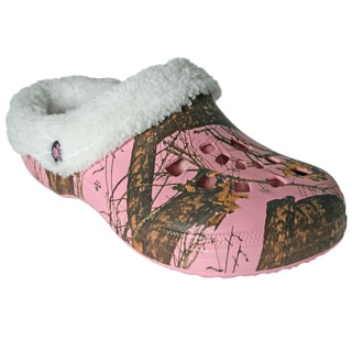 Dawgs Women's Mossy Oak FleeceDawgs