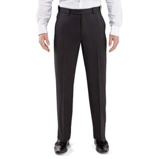 Men's Plain Front Dress Pants|https://ak1.ostkcdn.com/images/products/10538738/P17619897.jpg?impolicy=medium
