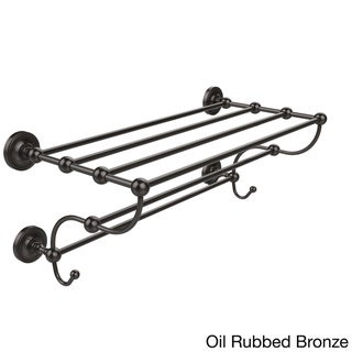 Prestige Regal Collection 36-inch Train Rack Towel Shelf (Oil Rubbed Bronze)