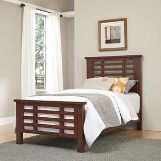 Cabin Creek Twin Bed by Home Styles