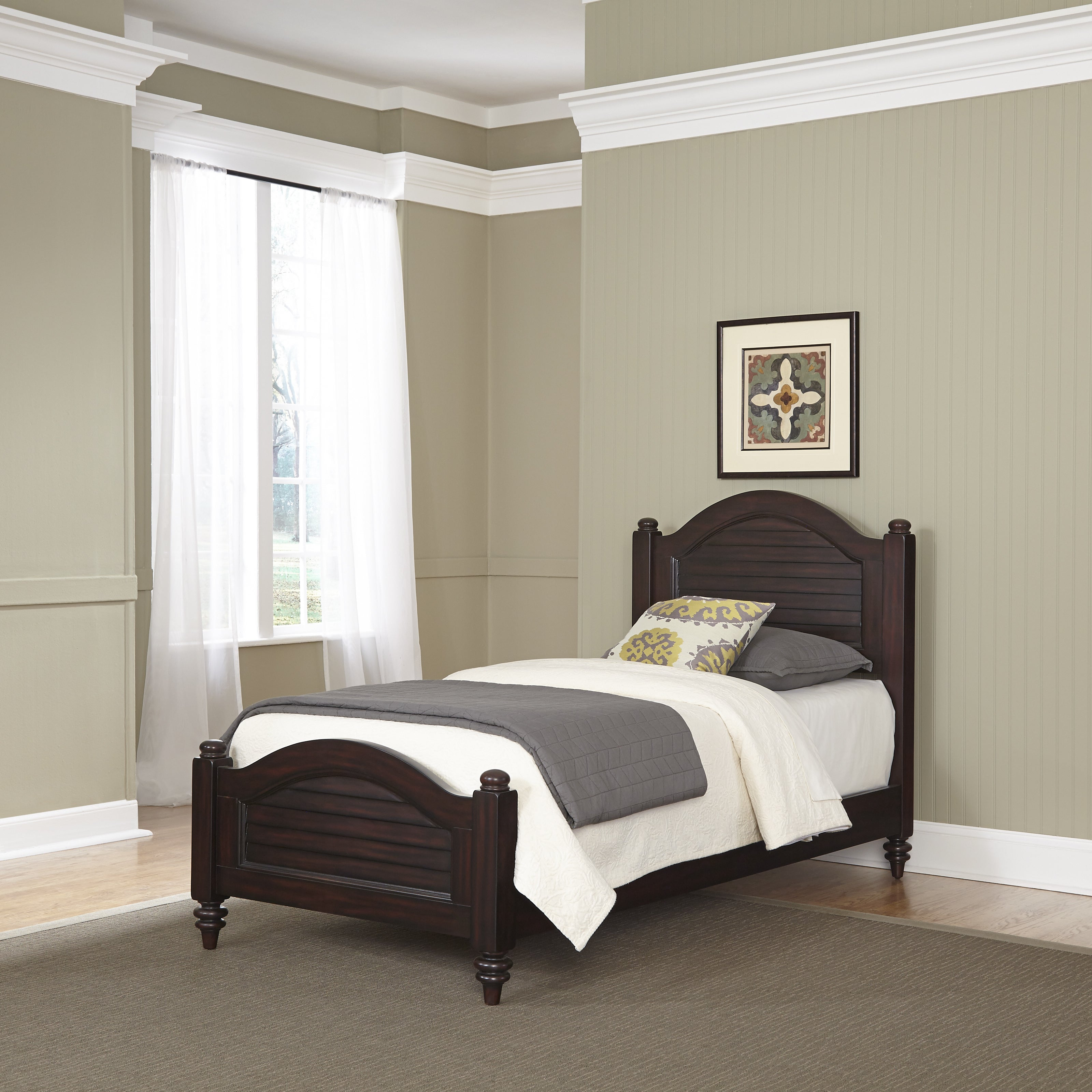 Shop Bermuda Twin Bed By Home Styles Overstock 20882523