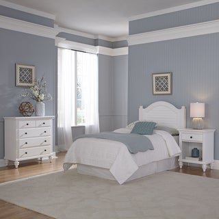 Bermuda Twin Headboard, Night Stand, and Chest by Home Styles