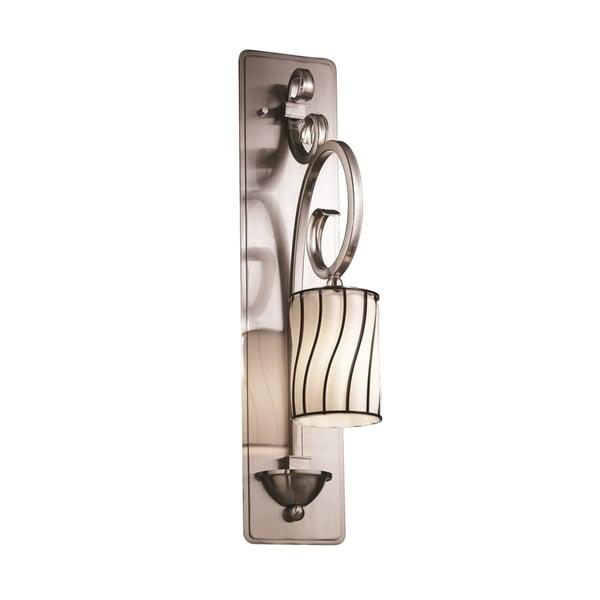 Wall Sconces Victoria Bc: Shop Justice Design Group Wire Glass Victoria 1-light