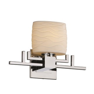 Justice Design Group Limoges Aero 1-light Wall Sconce