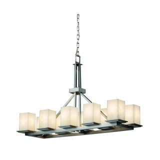 Justice Design Group Clouds Montana 10-light Chandelier
