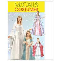 Misses'/Children's/Girls' Princess Costumes-KID [(3-4) (5-6) (7-8)]