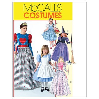 Misses'/Children's / Girls' Costumes-KID [(3-4) (5-6) (7-8)]